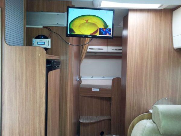 TV an Bord